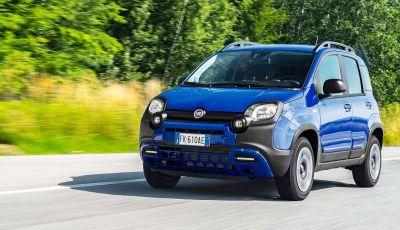 Fiat Panda, 5 milioni di italiani l'hanno scelta dal 1980