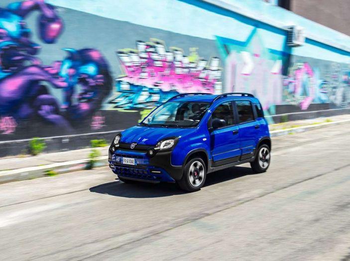 Fabio Rovazzi nel nuovo spot della Fiat Panda City Cross - Foto 9 di 14