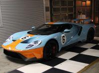 Nuova Ford GT, prime consegne ai clienti europei
