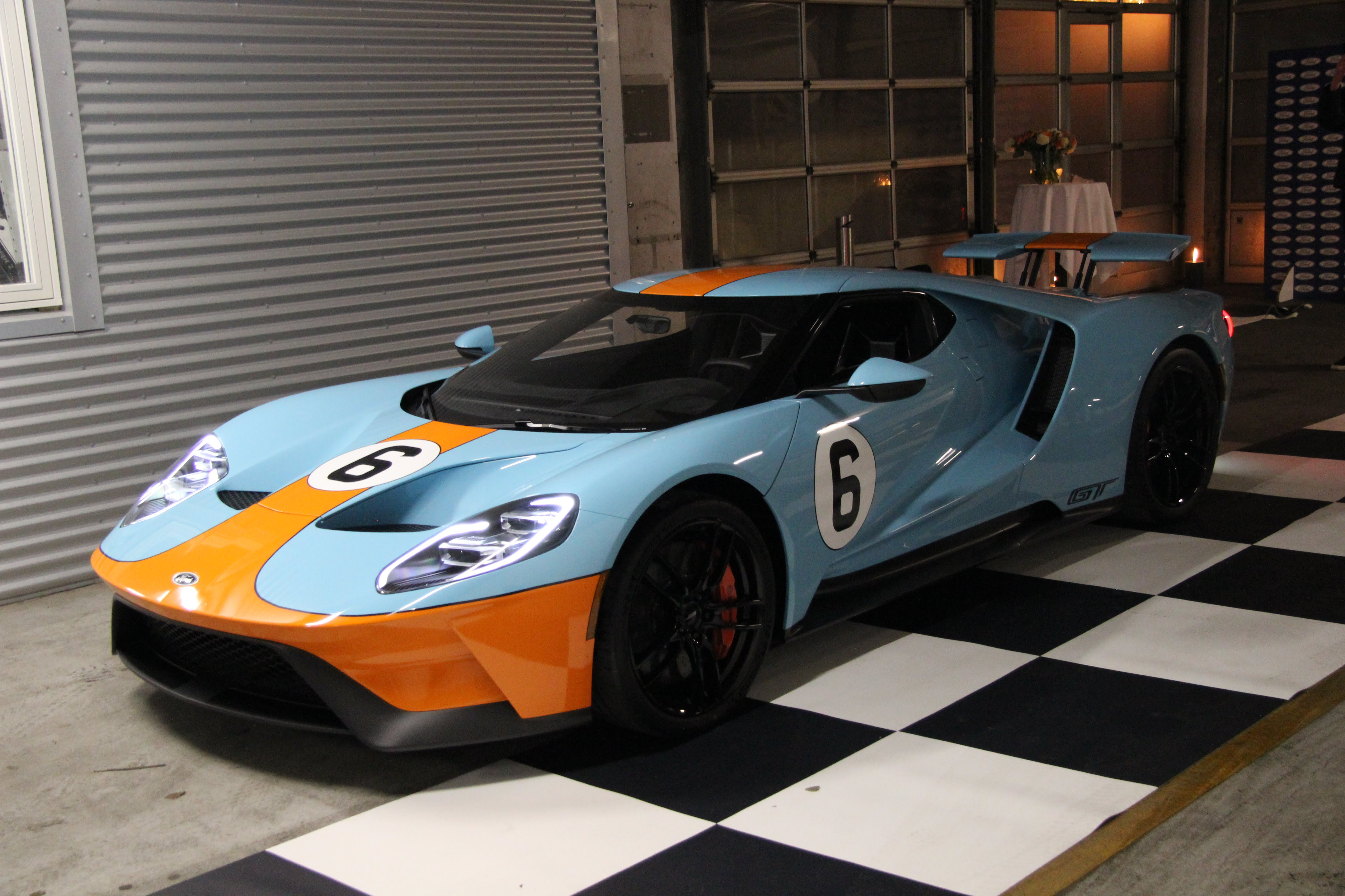 Ford - GT