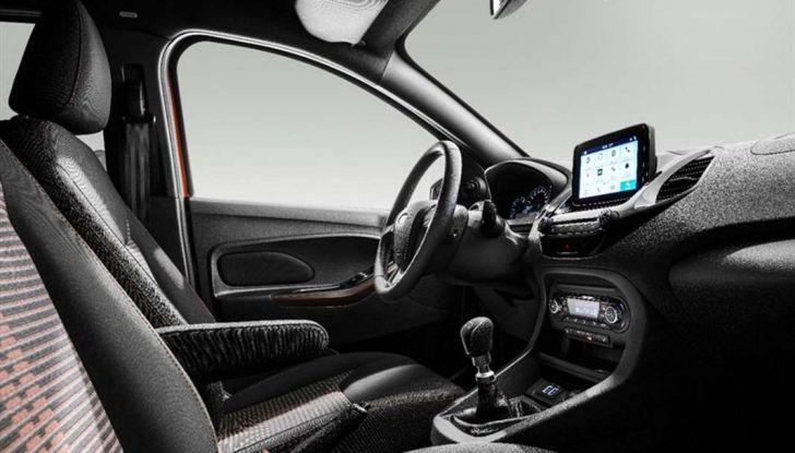 Ford Ka+ Active 2018, la compatta con elementi da crossover - Foto 15 di 16