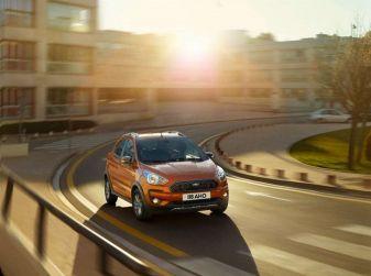 Ford Ka+ Active 2018, la compatta con elementi da crossover