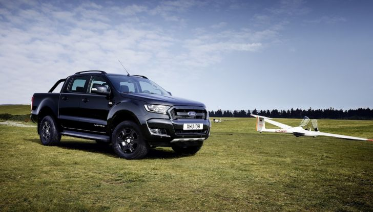 Ford Ranger Black Edition: il pickup dell'Ovale è Back in Black - Foto 1 di 6