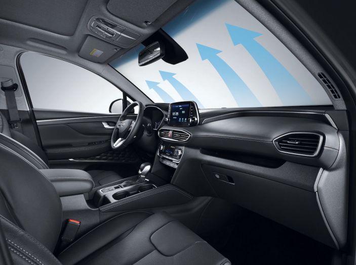 Hyundai Santa Fe 2018, dimensioni e motori del SUV coreano - Foto 55 di 74