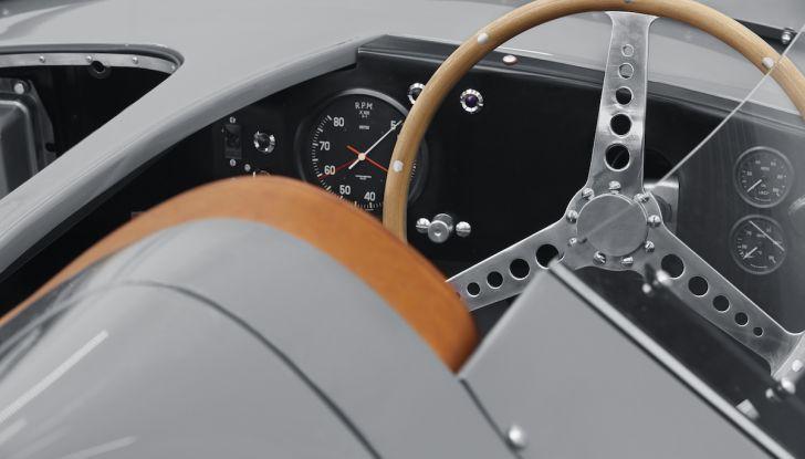 Jaguar D-Type, regina di Le Mans, torna in produzione nel 2018 - Foto 2 di 15