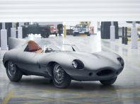 Jaguar D-Type, regina di Le Mans, torna in produzione nel 2018