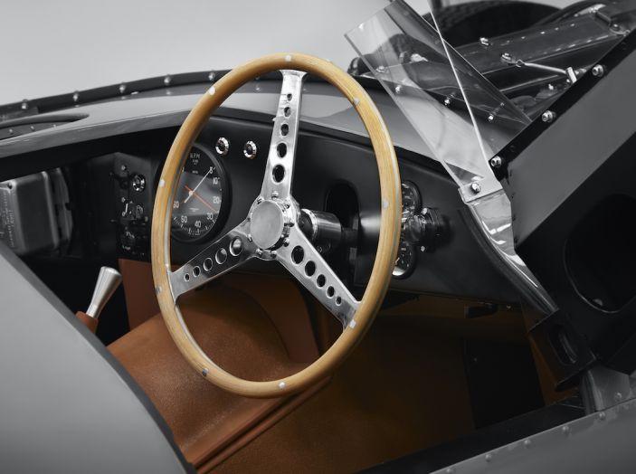 Jaguar D-Type, regina di Le Mans, torna in produzione nel 2018 - Foto 13 di 15