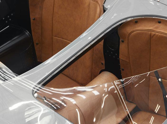 Jaguar D-Type, regina di Le Mans, torna in produzione nel 2018 - Foto 15 di 15