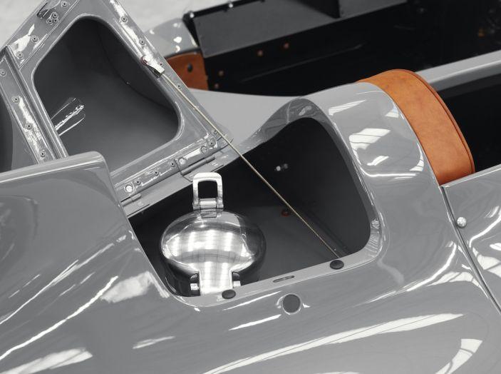 Jaguar D-Type, regina di Le Mans, torna in produzione nel 2018 - Foto 3 di 15