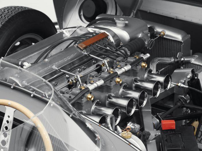 Jaguar D-Type, regina di Le Mans, torna in produzione nel 2018 - Foto 4 di 15