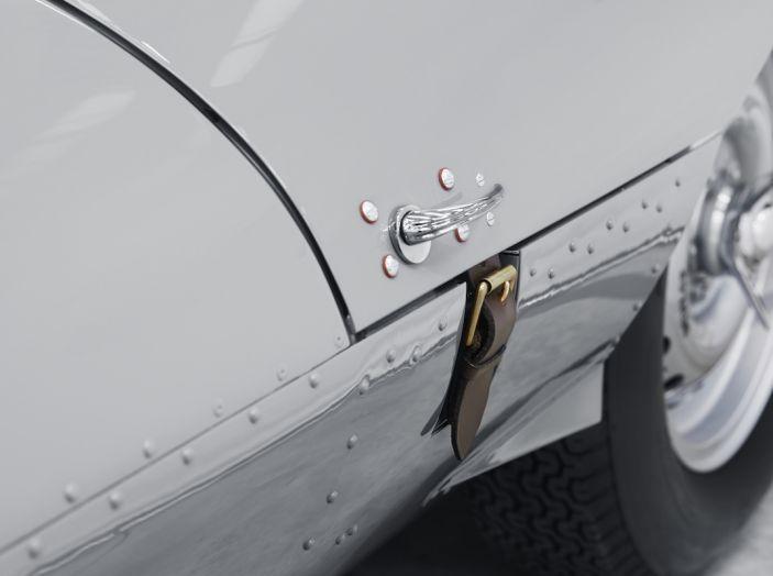 Jaguar D-Type, regina di Le Mans, torna in produzione nel 2018 - Foto 8 di 15