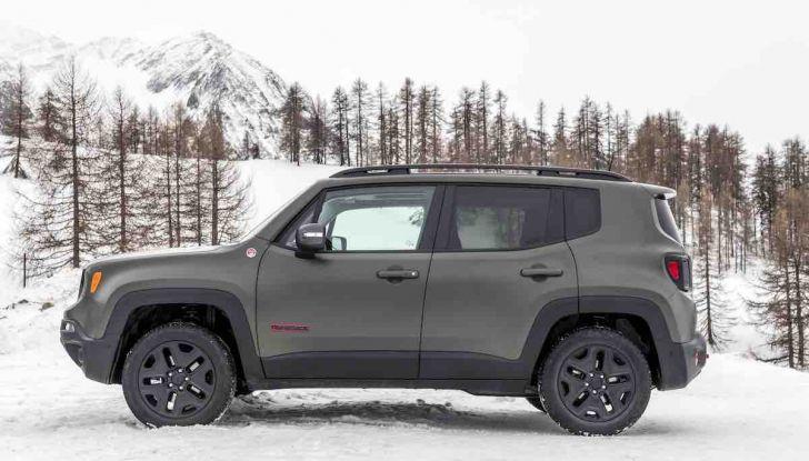 Prova su strada Jeep Renegade 2018: 4×4 e tanti motori in gamma - Foto 4 di 19