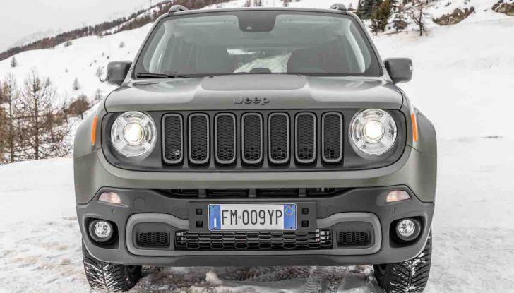 Prova su strada Jeep Renegade 2018: 4×4 e tanti motori in gamma - Foto 5 di 19