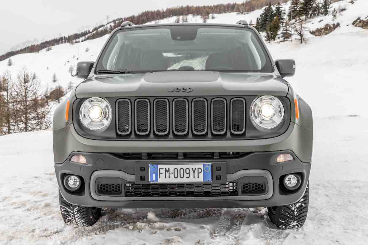Jeep Renegade 2018 Frontale