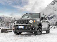 Prova su strada Jeep Renegade 2018: 4×4 e tanti motori in gamma