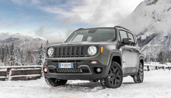 Prova su strada Jeep Renegade 2018: 4×4 e tanti motori in gamma - Foto 1 di 19