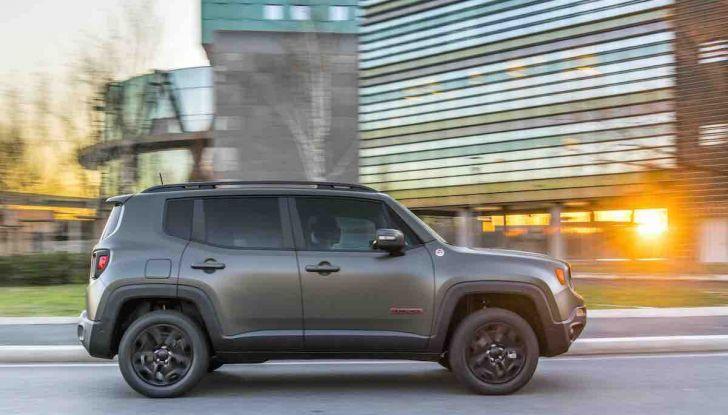 Prova su strada Jeep Renegade 2018: 4×4 e tanti motori in gamma - Foto 11 di 19