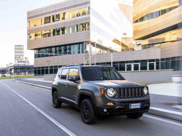 Prova su strada Jeep Renegade 2018: 4×4 e tanti motori in gamma - Foto 12 di 19