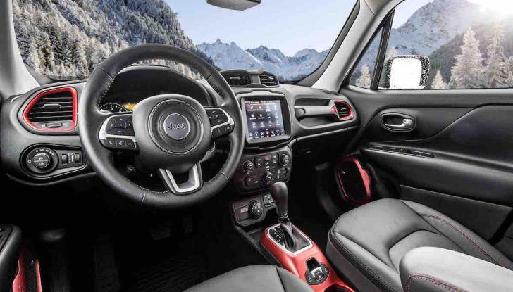 Prova su strada Jeep Renegade 2018: 4×4 e tanti motori in gamma - Foto 7 di 19