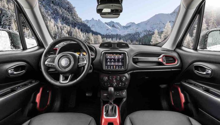 Prova su strada Jeep Renegade 2018: 4×4 e tanti motori in gamma - Foto 9 di 19