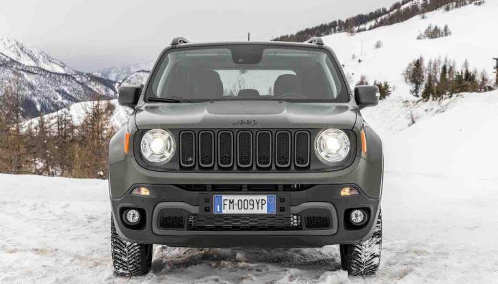 Prova su strada Jeep Renegade 2018: 4×4 e tanti motori in gamma - Foto 2 di 19