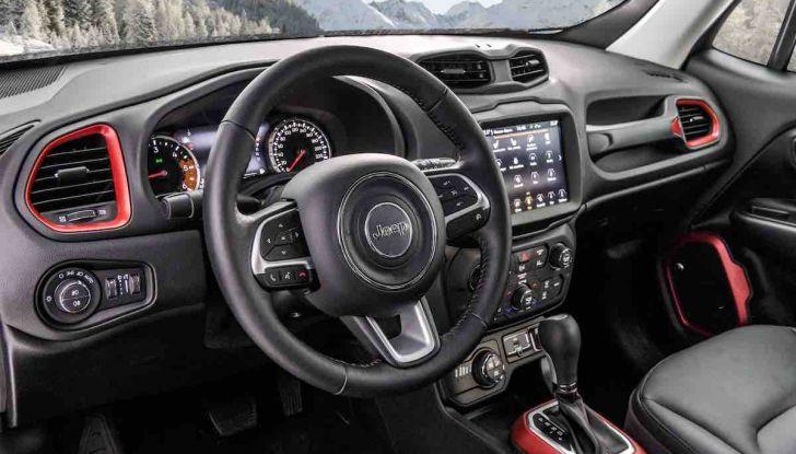 Prova su strada Jeep Renegade 2018: 4×4 e tanti motori in gamma - Foto 16 di 19