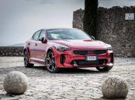Kia Stinger 2018: prova su strada della GT Made in Korea