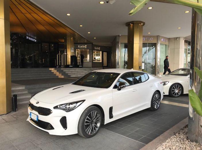 Kia Stinger 2018: prova su strada della GT Made in Korea - Foto 9 di 19