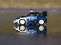 LEGO e Ford presentano la Fiesta WRC della collezione LEGO Speed Champions