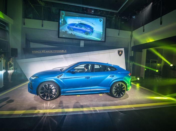 Lamborghini Urus, debutto in società con il Gruppo Bonaldi a ...