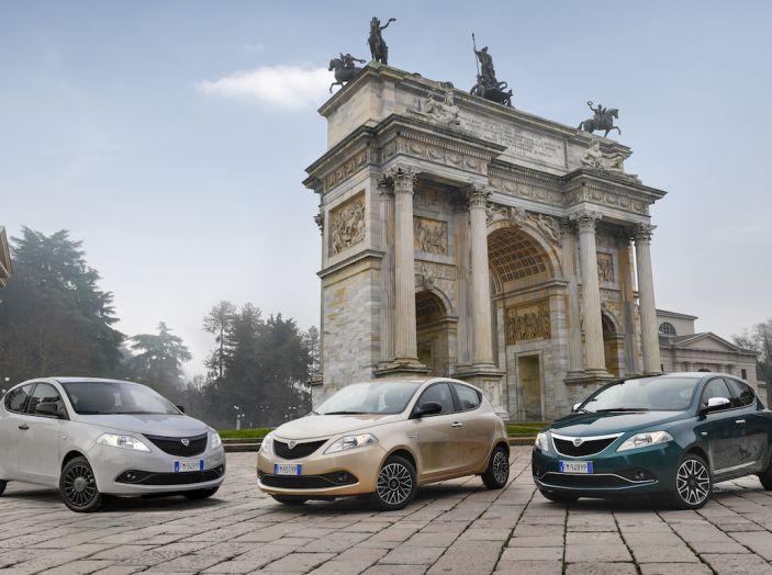 Nuova Lancia Ypsilon 2018: arrivano Elefantino Blu, Gold e Platinum - Foto 2 di 33