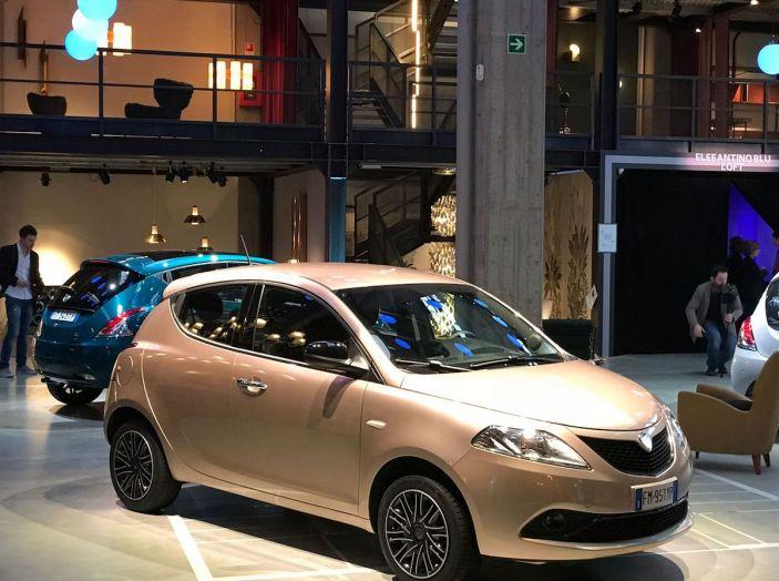 Nuova Lancia Ypsilon 2018: arrivano Elefantino Blu, Gold e Platinum - Foto 4 di 33