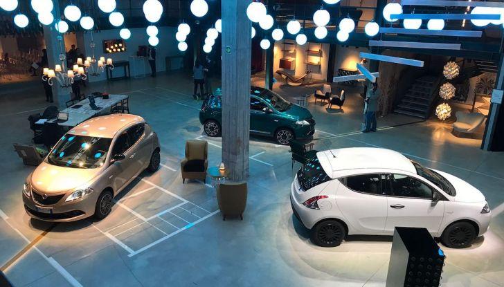 Nuova Lancia Ypsilon 2018: arrivano Elefantino Blu, Gold e Platinum - Foto 6 di 33