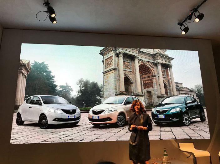 Nuova Lancia Ypsilon 2018: arrivano Elefantino Blu, Gold e Platinum - Foto 9 di 33