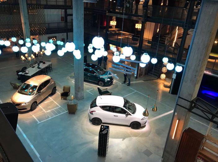 Nuova Lancia Ypsilon 2018: arrivano Elefantino Blu, Gold e Platinum - Foto 11 di 33