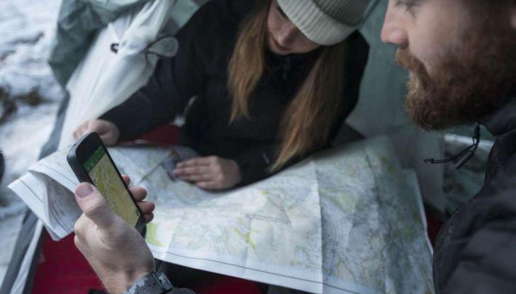 Land Rover Explorer Smartphone: caratteristiche tecniche - Foto 13 di 13
