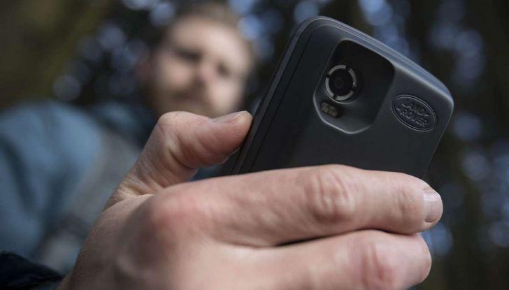 Land Rover Explorer Smartphone: caratteristiche tecniche - Foto 4 di 13