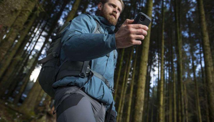Land Rover Explorer Smartphone: caratteristiche tecniche - Foto 5 di 13