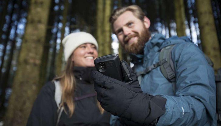 Land Rover Explorer Smartphone: caratteristiche tecniche - Foto 7 di 13