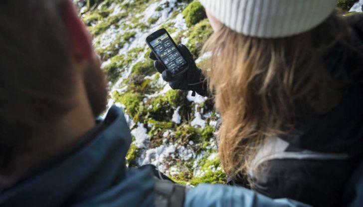 Land Rover Explorer Smartphone: caratteristiche tecniche - Foto 3 di 13