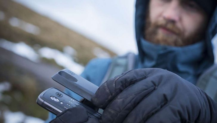 Land Rover Explorer Smartphone: caratteristiche tecniche - Foto 9 di 13