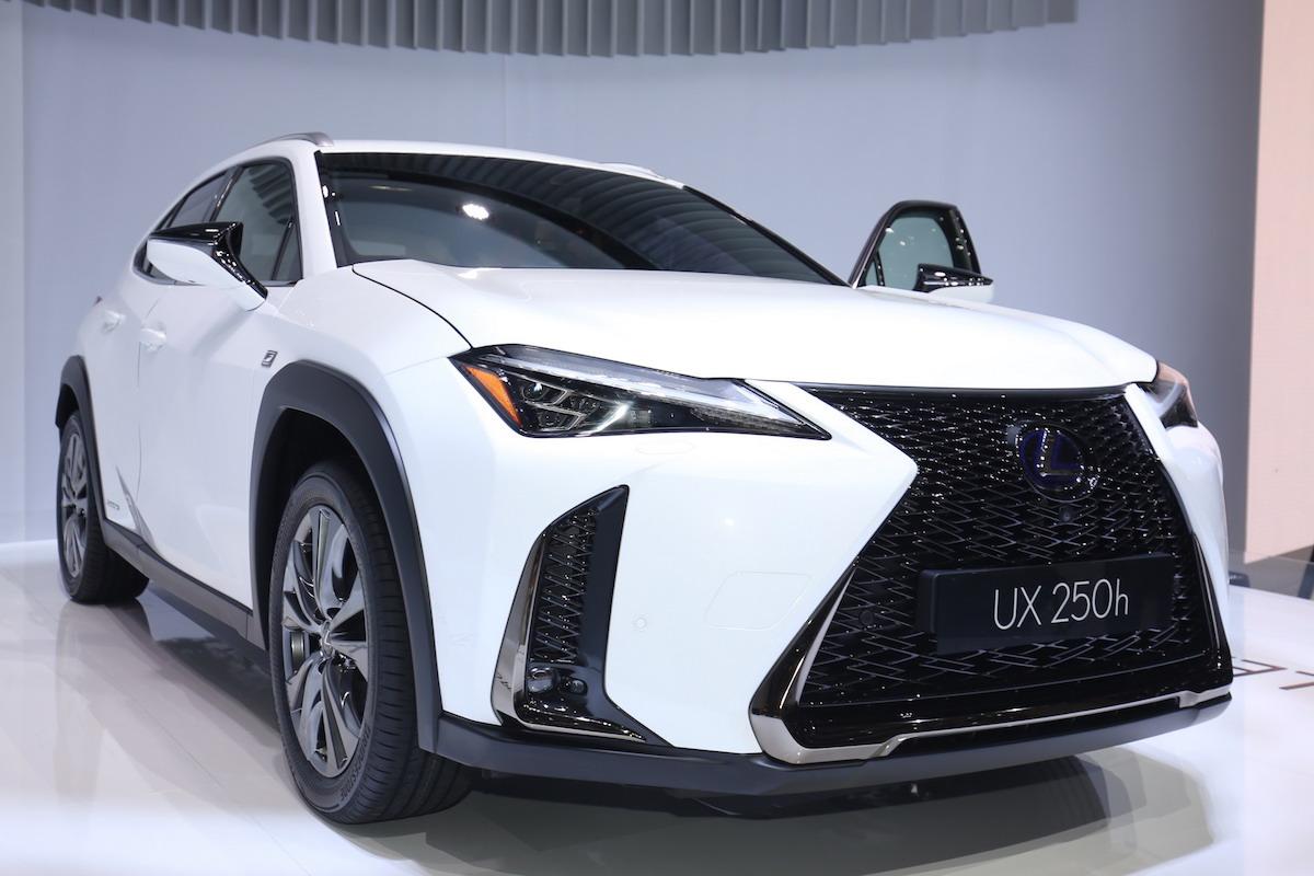 Lexus - UX