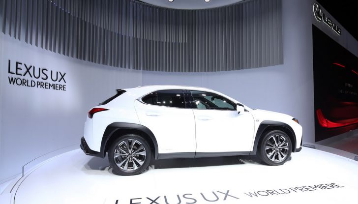 Lexus pronta a incantare la Milano Design Week - Foto 5 di 42