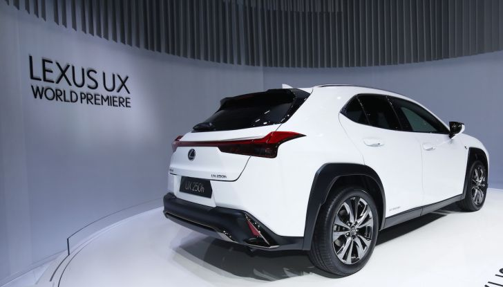 Lexus pronta a incantare la Milano Design Week - Foto 4 di 42