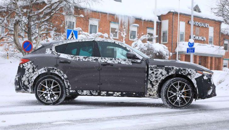 Maserati Levante GTS, primi collaudi per la variante sportiva del SUV - Foto 18 di 27