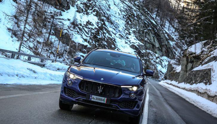 Maserati Levante GranSport 2018, prova su strada del Q4 Diesel: SUV da 275CV - Foto 42 di 46