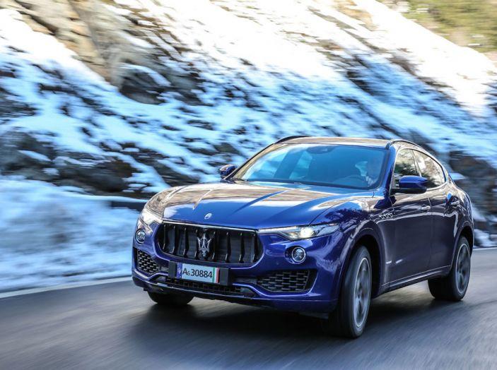Maserati Levante GranSport 2018, prova su strada del Q4 Diesel: SUV da 275CV - Foto 44 di 46