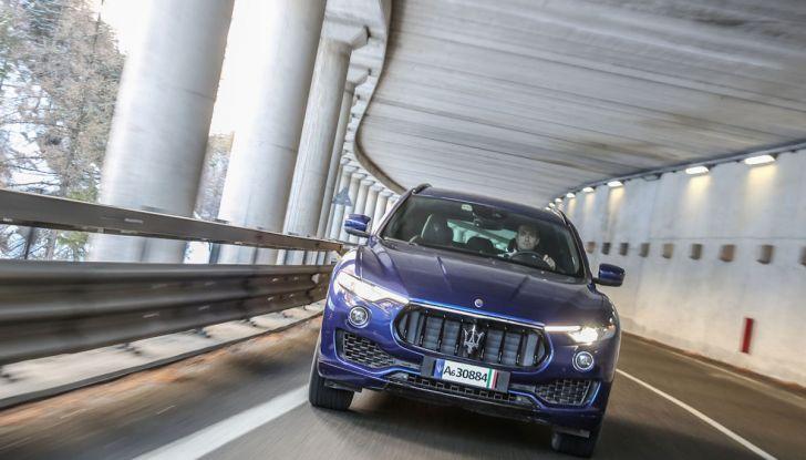 Maserati Levante GranSport 2018, prova su strada del Q4 Diesel: SUV da 275CV - Foto 46 di 46