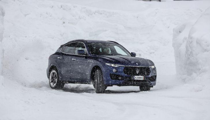 Maserati Levante GranSport 2018, prova su strada del Q4 Diesel: SUV da 275CV - Foto 7 di 46