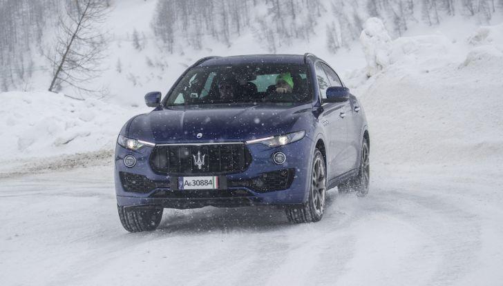 Maserati Levante GranSport 2018, prova su strada del Q4 Diesel: SUV da 275CV - Foto 8 di 46